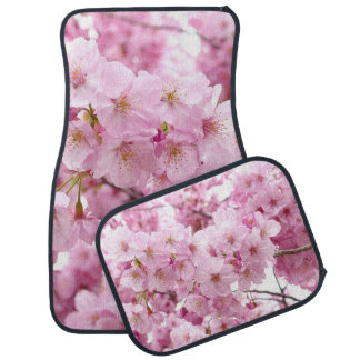 Cherry Blossom Flowers on Car Mats Car Mat