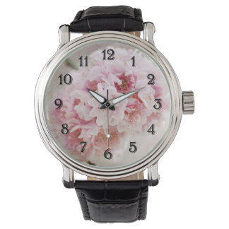 Cherry Blossom Flowers Watch