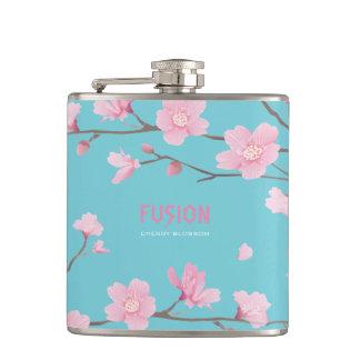 Cherry Blossom - FUSION Hip Flask