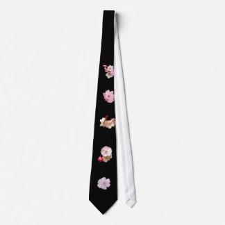Cherry Blossom GardenTie Tie