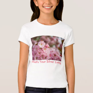 Cherry Blossom Girl -Sweet-Classy-Sassy-Smooth! T-Shirt