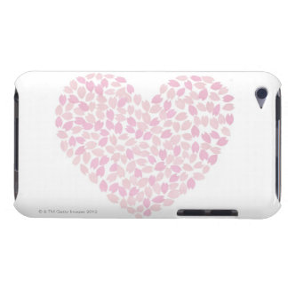 Cherry Blossom Heart iPod Touch Case