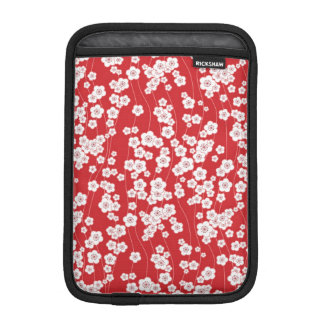 Cherry Blossom iPad Mini Sleeves