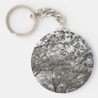 Cherry Blossom Key Chains