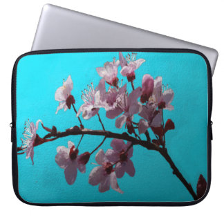 Cherry Blossom Laptop Computer Sleeve