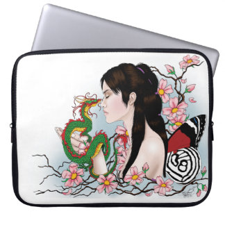 Cherry Blossom Laptop Computer Sleeves