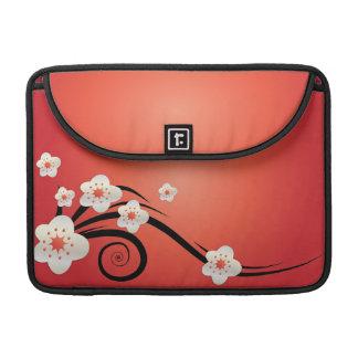 "Cherry Blossom Macbook Pro 13"" Sleeve For MacBook Pro"