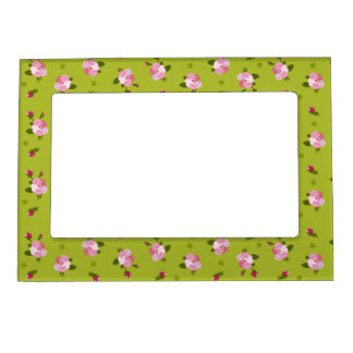 Cherry Blossom Magnetic Frames