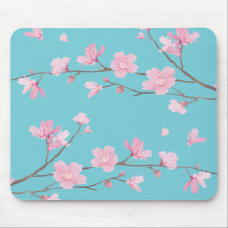 Cherry Blossom Mouse Mat