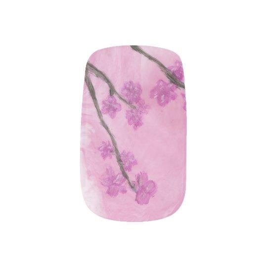 Cherry Blossom Nail Wraps