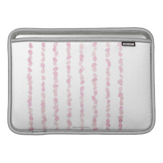 Cherry Blossom Petals MacBook Sleeve