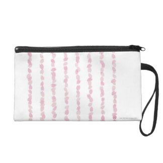 Cherry Blossom Petals Wristlet