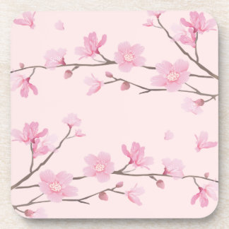 Cherry Blossom - Pink Coaster