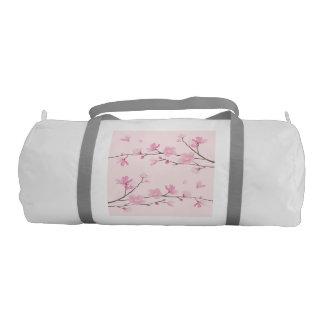 Cherry Blossom - Pink Gym Bag