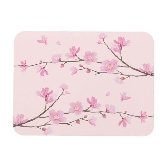 Cherry Blossom - Pink Magnet