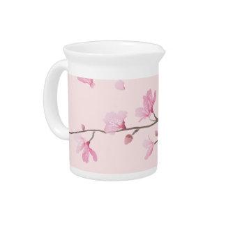 Cherry Blossom - Pink Pitcher