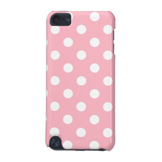 Cherry Blossom Pink Polka Dot Ipod Case iPod Touch 5G Cover