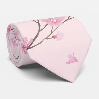 Cherry Blossom - Pink Tie