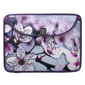 Cherry blossom sleeve for MacBook pro