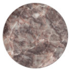 Cherry Blossom Stone Pattern Background - Stunning Plate
