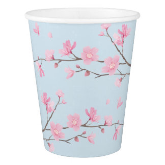 Cherry Blossom - Transparent Background