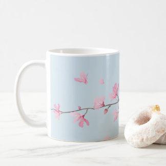 Cherry Blossom - Transparent-Background Coffee Mug