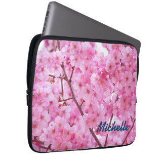 Cherry Blossom Tree Laptop Sleeve