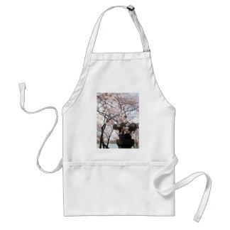 Cherry Blossom Washington DC Aprons