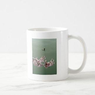 Cherry Blossom Washington DC Coffee Mugs