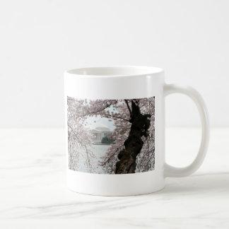 Cherry Blossom Washington DC Mug