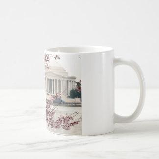 Cherry Blossom Washington DC Mugs