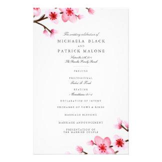 wedding flyers