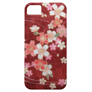 CHERRY BLOSSOM WISP - KIMONO PRINT COLLECTION iPhone 5 COVERS