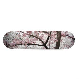 Cherry Blossoms 10 Skateboard