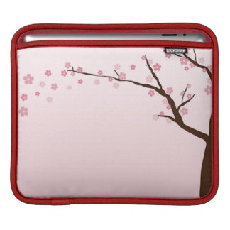Cherry Blossoms 2 Sleeves For iPads