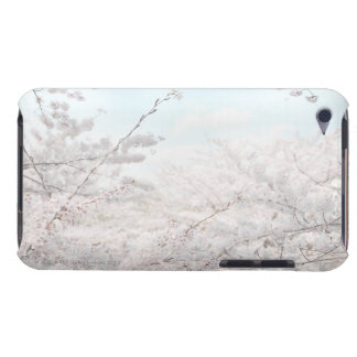 cherry blossoms 2 iPod touch cases