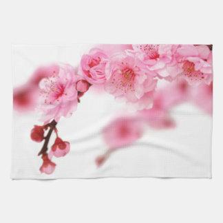 Cherry Blossoms 3 Tea Towel