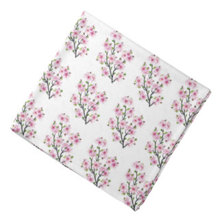 Cherry Blossoms 4 Bandana