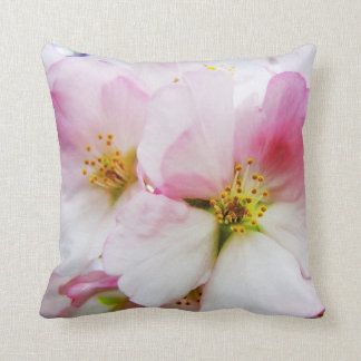 Cherry Blossoms 8 Throw Pillow