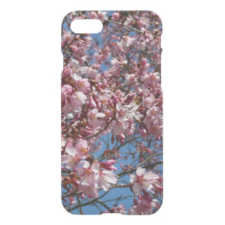 Cherry Blossoms and Blue Sky Spring Floral iPhone 8/7 Case