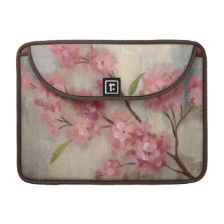 Cherry Blossoms and Branch Sleeve For MacBook Pro