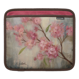Cherry Blossoms and Branch Sleeves For iPads