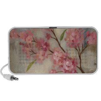 Cherry Blossoms and Branch Portable Speakers