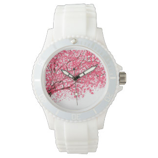 Cherry Blossoms and Branches Watch