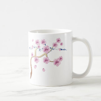 Cherry Blossoms and Mt. Fuji Mug