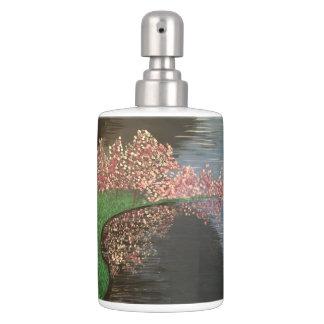 Cherry Blossoms Bath Set