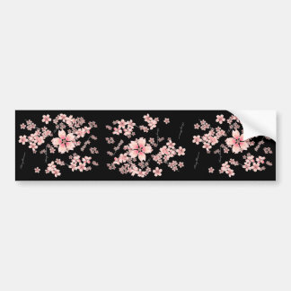 Cherry-blossoms Bumper Sticker