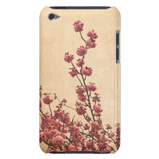 cherry blossoms case barely there iPod cases
