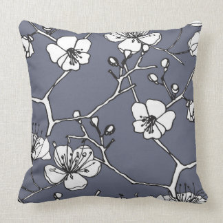 Cherry blossoms cushion