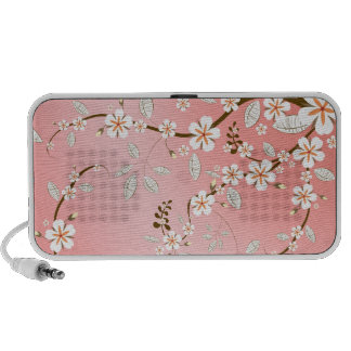 Cherry Blossoms Doodle Speaker